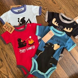 Lot of 6m NWT onesies